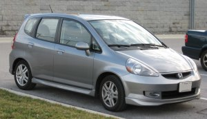 This is a clean Honda Fit. It is clearly not MY Honda Fit. (It belongs to Wikipedia.)